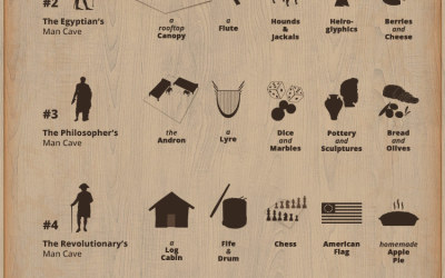 Sharper Image (Promo) Evolution of the Man Cave