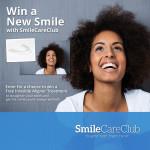 Smile Care ClubPromotional Ad Design